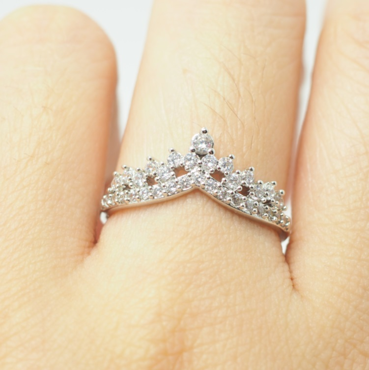 ring ben cinderella ic carriage product pagespeed diamond rings moss enchanted disney qitok engagement